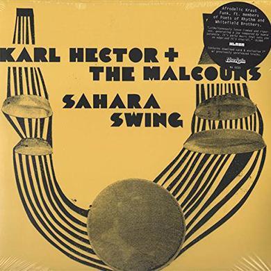 Karl Hector SAHARA SWING Vinyl Record