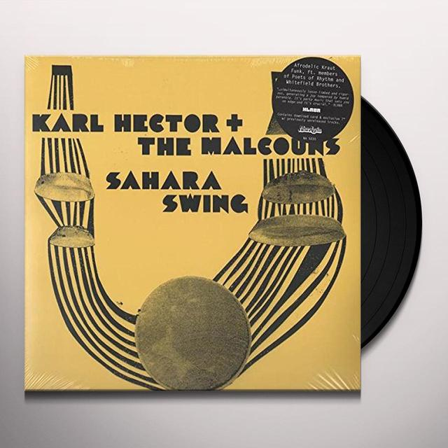 Karl Hector SAHARA SWING (WSV) Vinyl Record