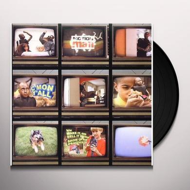 Motion Man C'MON Y'ALL Vinyl Record