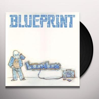 Blueprint BOOM BOX Vinyl Record
