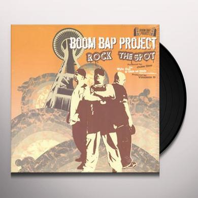Boom Bap Project ROCKTHESPOT Vinyl Record
