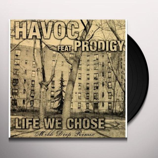 Havoc LIFE WE CHOSE Vinyl Record