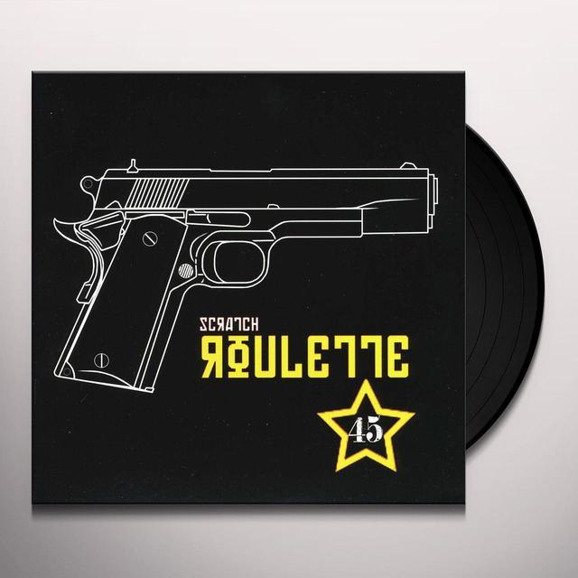 Dj Js-1 SCRATCH ROULETTE 45 Vinyl Record