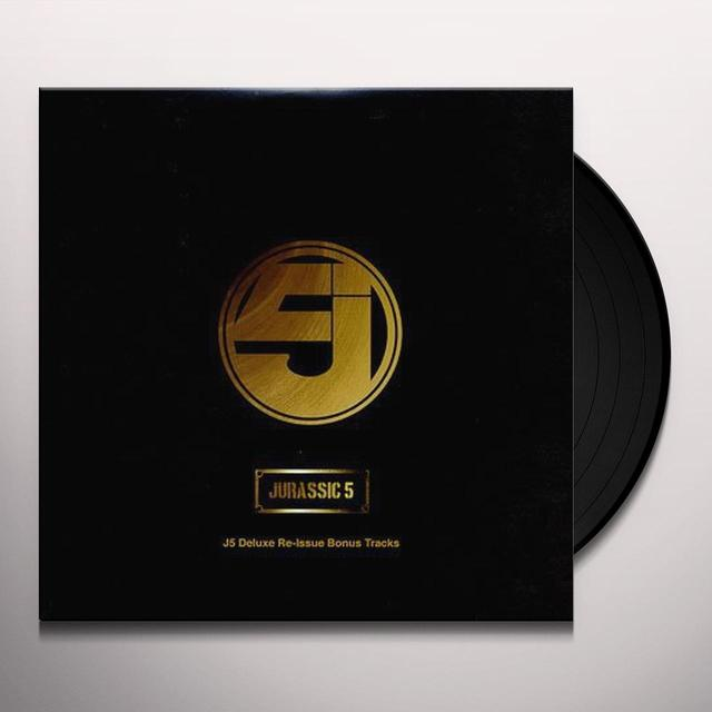 Jurassic 5 UNRELEASED (Vinyl)