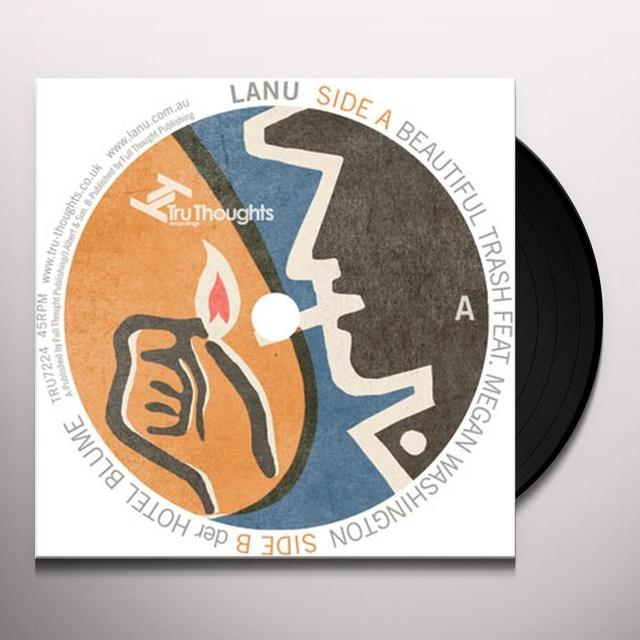 Lanu BEAUTIFUL TRASH Vinyl Record