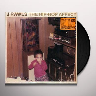 J Rawls HIP HOP AFFECT Vinyl Record
