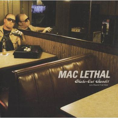 Mac Lethal MAKE OUT BADIT Vinyl Record