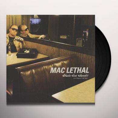 Mac Lethal MAKE OUT BADIT Vinyl Record