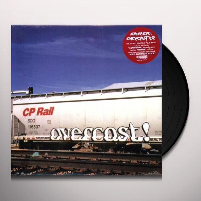 Atmosphere OVERCAST Vinyl Record