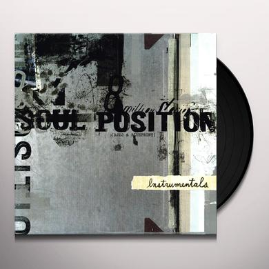 Soul Position 8000000 STORIES INSTRUMENTALS Vinyl Record