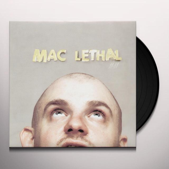 Mac Lethal 11 11 Vinyl Record