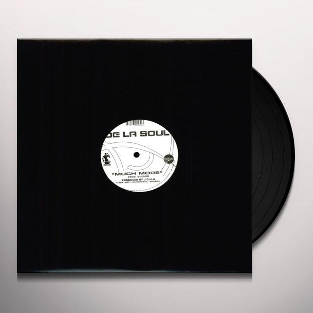 De La Soul SHOOMP / MUCH MORE Vinyl Record