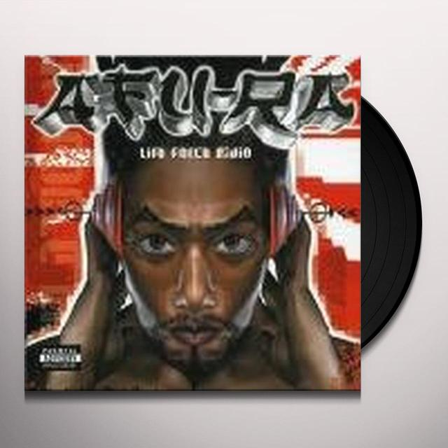 Afu LIFE FORCE RADIO Vinyl Record
