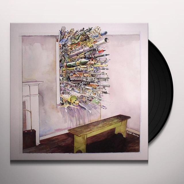 Eyedea & Abilities BY THE THROAT (Vinyl)
