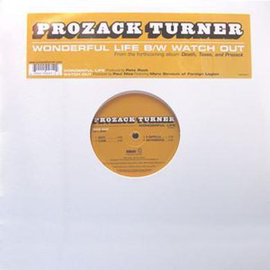 Prozack Turner WONDERFUL LIFE Vinyl Record