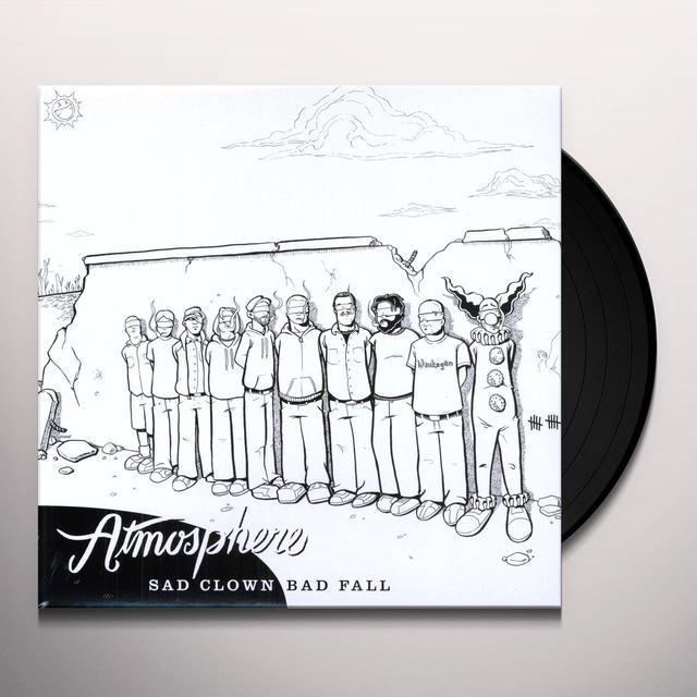 Atmosphere SAD CLOWN 10 Vinyl Record
