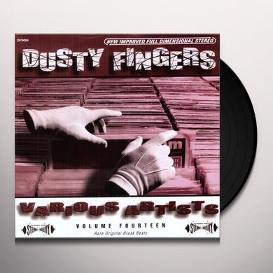 DUSTY FINGERS 14 Vinyl Record