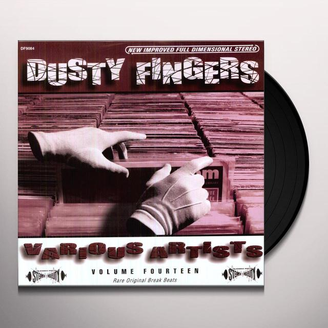 DUSTY FINGERS 14 Vinyl Record