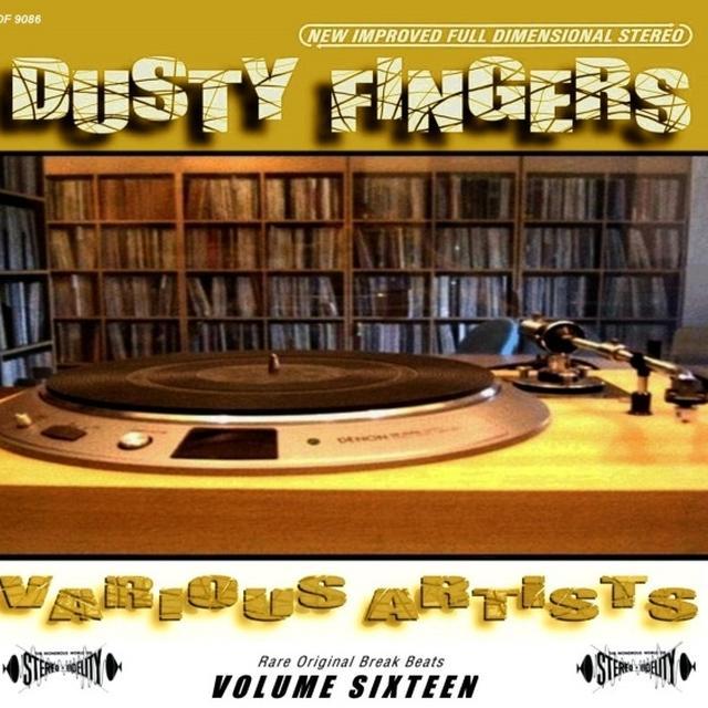 DUSTY FINGERS 16 Vinyl Record