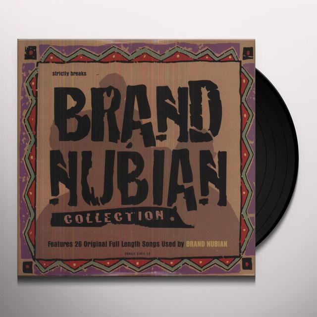 BRAND NUBIAN COLLECTION Vinyl Record
