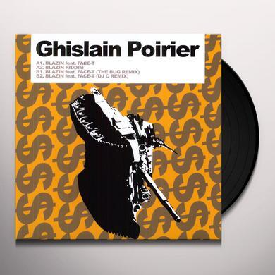Ghislain Poirier BLAZIN Vinyl Record