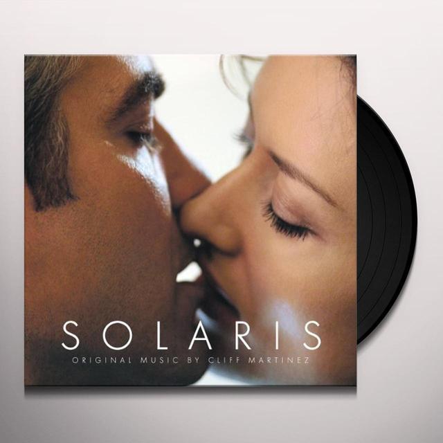 SOLARIS OST / O.S.T. Vinyl Record