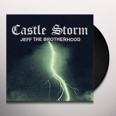 Jeff The Brotherhood CASTLE STORM Vinyl Record