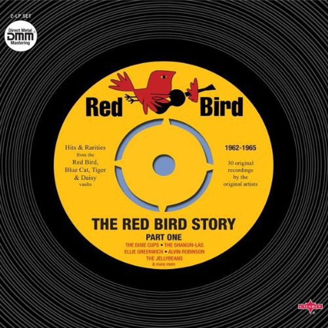 RED BIRD STORY 1 / VARIOUS Vinyl Record