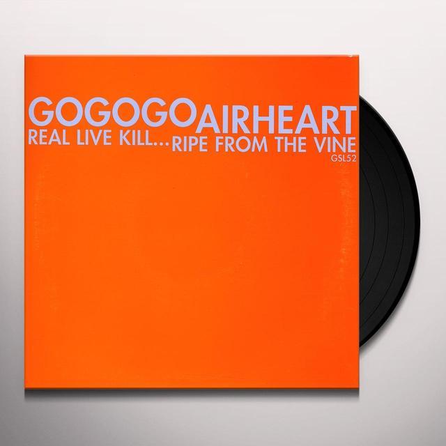 Gogogo Airheart REAL LIVE KILLA Vinyl Record