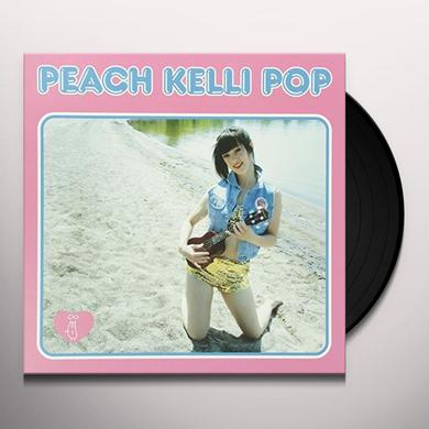 PEACH KELLI POP Vinyl Record