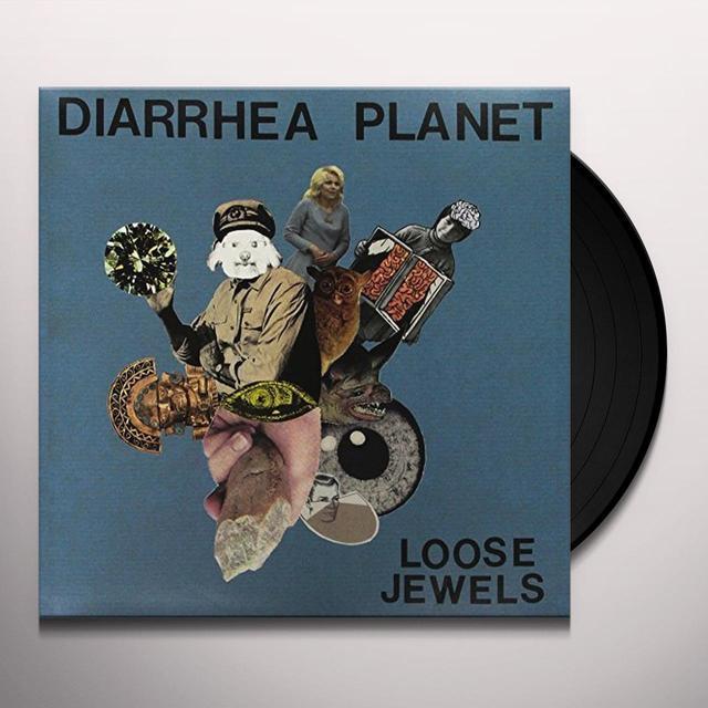 Diarrhea Planet LOOSE JEWELS Vinyl Record