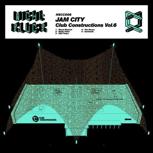 Jam City CLUB CONSTRUCTIONS 6 Vinyl Record