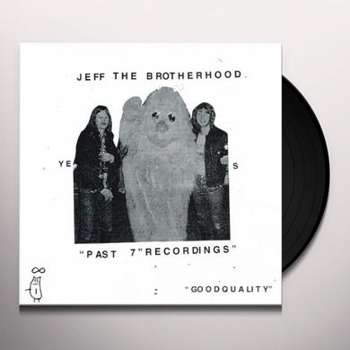 Jeff The Brotherhood PAST 7 RECORDINGS Vinyl Record