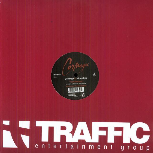 Cormega TONY MONTANA Vinyl Record