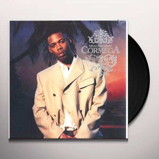 Cormega MONTANA DIARY Vinyl Record