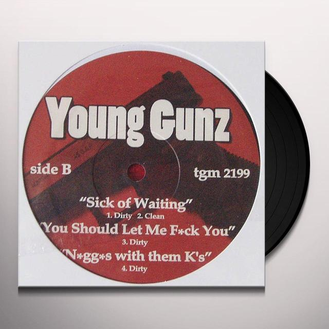 Young Gunz NOT MY STYLE Vinyl Record