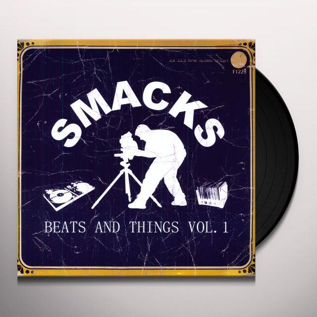 Mr. Len BEATS & THINGS Vinyl Record
