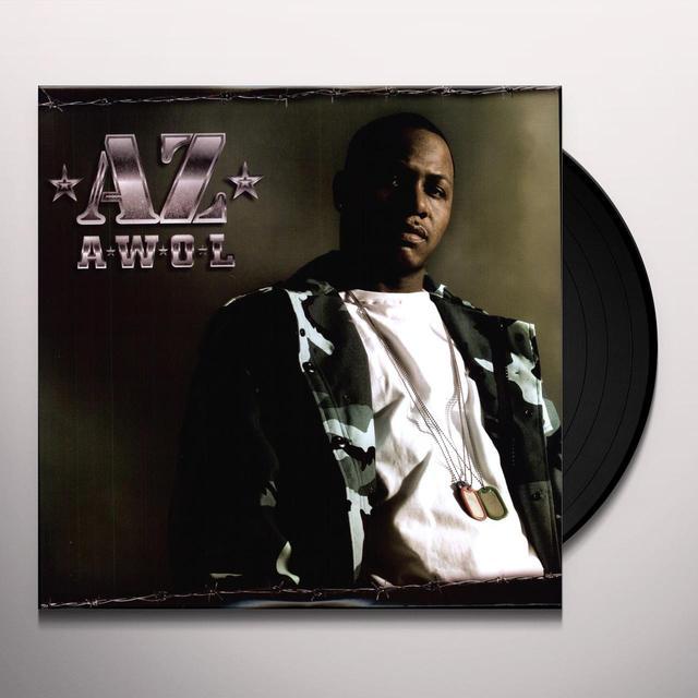 Az A.W.O.L Vinyl Record