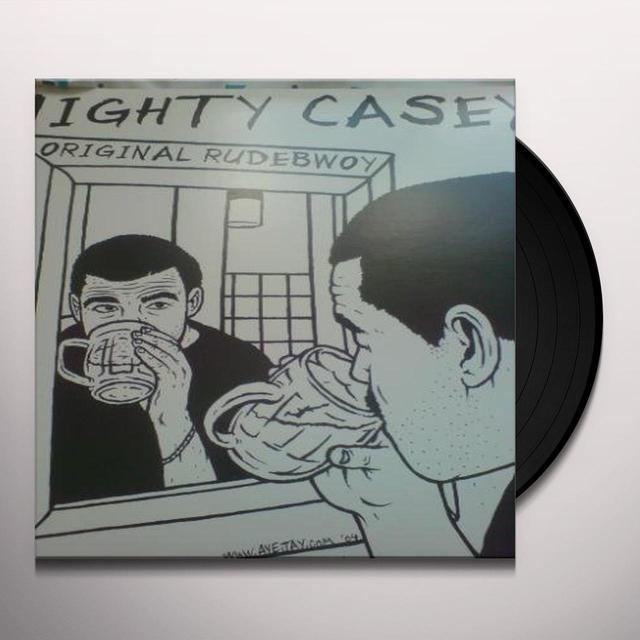Mighty Casey ORIGINAL RUDEBWOY Vinyl Record
