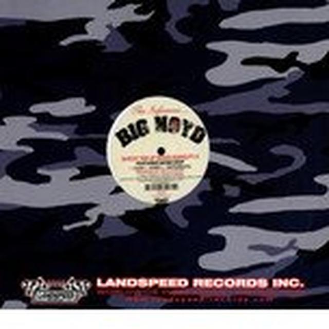 Big Noyd SHOOT EM UP Vinyl Record