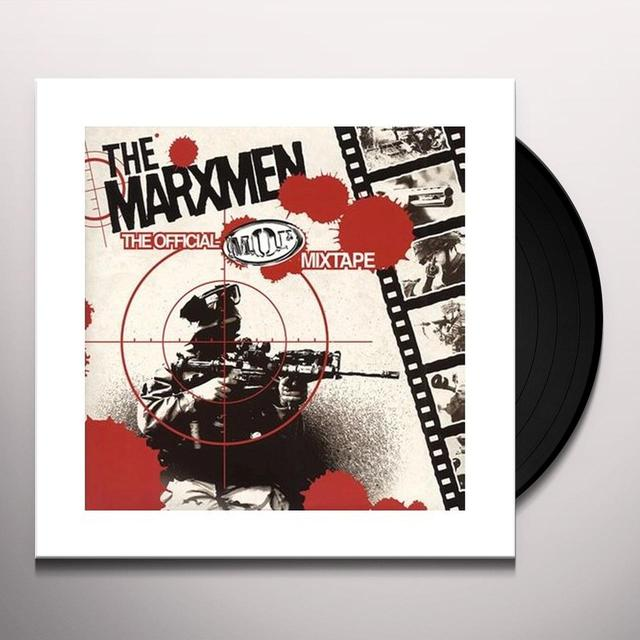 MARXMEN CINEMA Vinyl Record