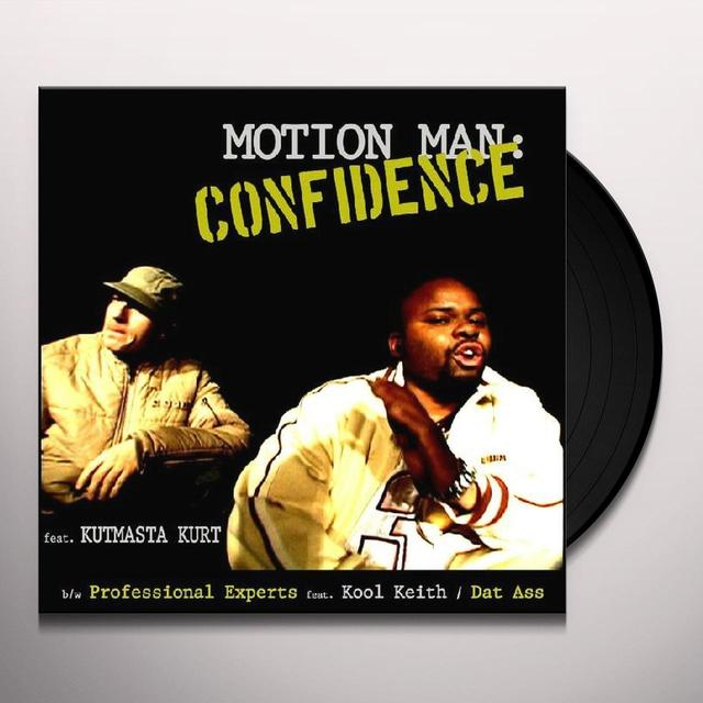 Motion Man CONFIDENCE Vinyl Record