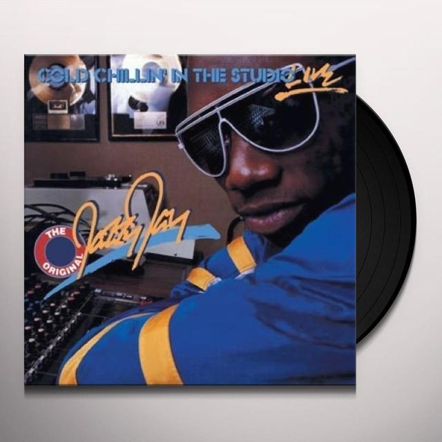Jazzy Jay COLD CHILLIN IN THE STUDIO LIVE Vinyl Record