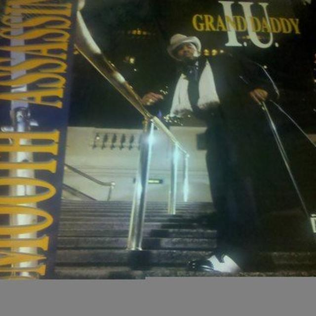 Grand Daddy I.U. SMOOTH ASSASSIN Vinyl Record