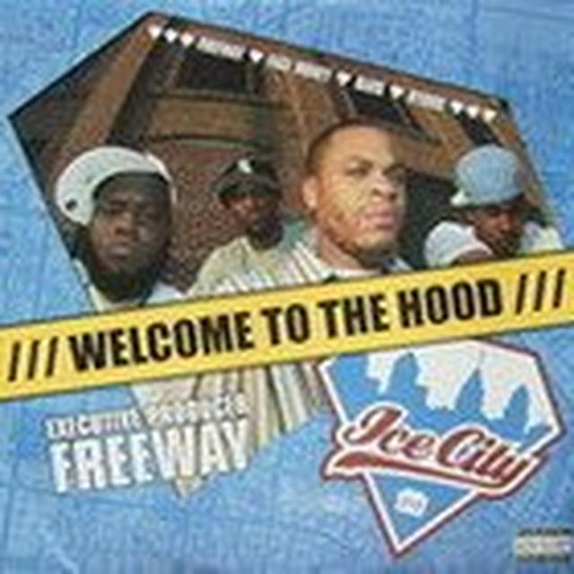 Ice City WELCOME TO THE HOOD Vinyl Record