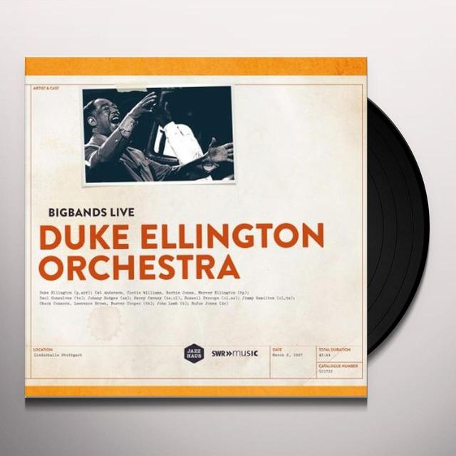 Ellington / Anderson / Williams / Jones BIG BANDS LIVE: DUKE ELLINGTON ORCHESTRA Vinyl Record