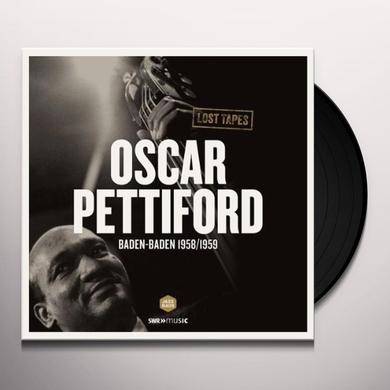 Gerswhin / Ellington / Christian / Koller LOST TAPES: OSCAR PETTIFORD Vinyl Record