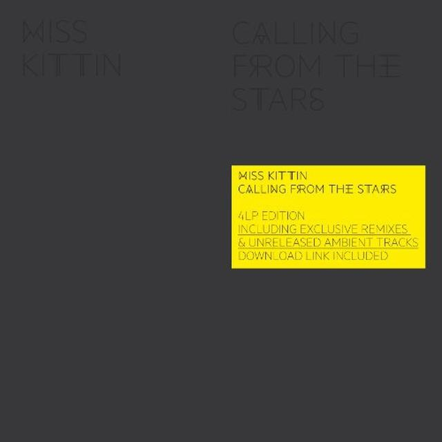 Herve / Gabriel / Levy / Berry / Stipe CALLING FROM THE STARS Vinyl Record