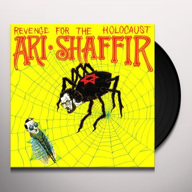 Ari Shaffir REVENGE FOR THEHOLOCAUST Vinyl Record