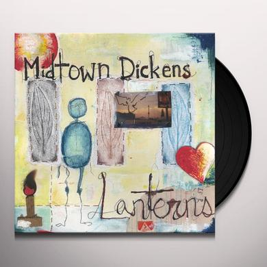 Midtown Dickens LANTERNS Vinyl Record